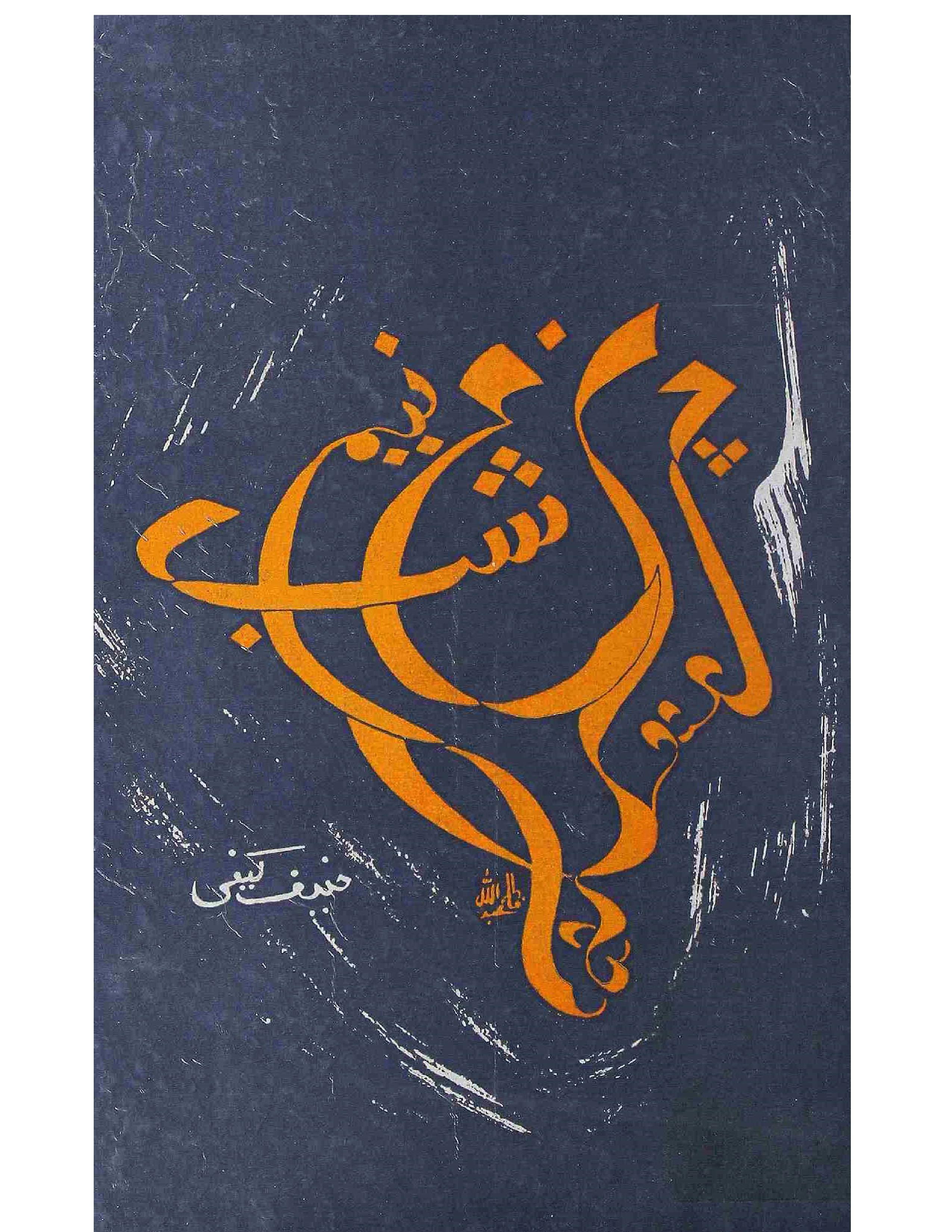 Charagh-e-Neem Shab